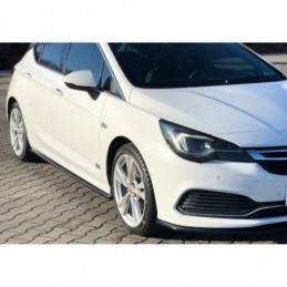 SIDE SKIRTS DIFFUSERS OPEL...