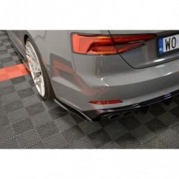 Rear Side Splitters Audi S5...