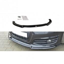 Front Splitter V.1 Audi S3...