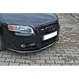 Front Splitter V.2 Audi A4...
