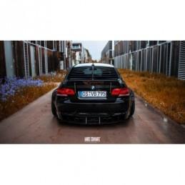 BMW M3 E92 REAR WINDOW LOUVER