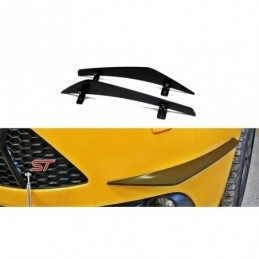 Canards (Front Bumper...