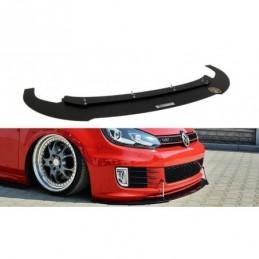 FRONT RACING SPLITTER VW...