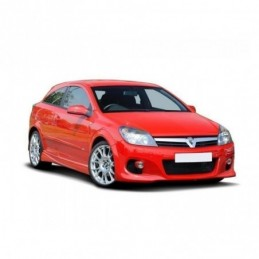 Front bumper OPEL ASTRA H