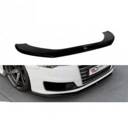 Front Splitter Audi A6...