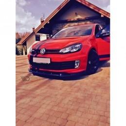 FRONT SPLITTER VW GOLF VI...