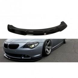 FRONT SPLITTER BMW 6 E63 /...