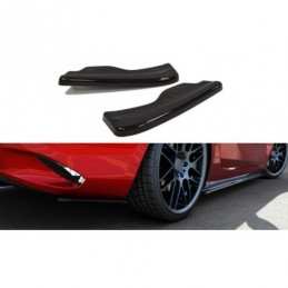 REAR SIDE SPLITTERS Mazda...