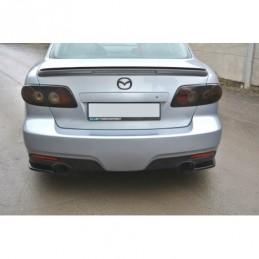 REAR SIDE SPLITTERS Mazda 6...