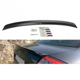 Spoiler Cap Audi A4 S-Line B6 Sedan Carbon Look