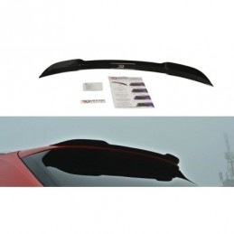 Spoiler Cap Audi S4 / A4 S-Line B9 Avant Carbon Look