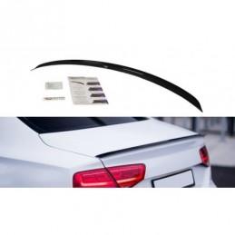 SPOILER CAP Audi A8 D4 Textured
