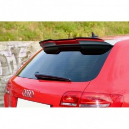 SPOILER CAP Audi RS3 8P Carbon Look