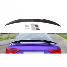 SPOILER CAP Audi RS5 Mk1 (8T) Facelift Carbon Look