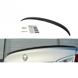SPOILER CAP BMW 3 E90 MPACK Carbon Look