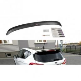 SPOILER CAP Ford Fiesta Mk8 Standard/ ST-Line Carbon Look