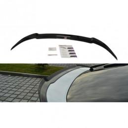 SPOILER CAP Honda Civic Mk9 Facelift Carbon Look