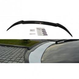SPOILER CAP Honda Civic Mk9 Facelift Textured