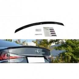 SPOILER CAP Lexus GS Mk4 Facelift T Textured