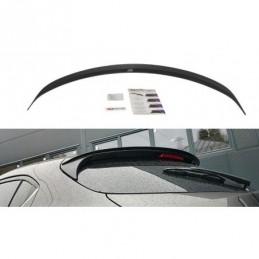 SPOILER CAP Mazda 3 BN (Mk3) Facelift Textured