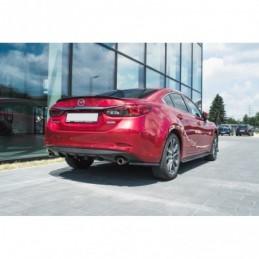 SPOILER CAP Mazda 6 GJ (Mk3) Facelift Carbon Look