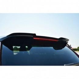 SPOILER CAP Volvo V60 Polestar Facelift Carbon Look