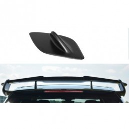 Spoiler Side Extensions Mercedes A W176 AMG Facelift Textured