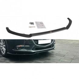 FRONT SPLITTER v.1 Mazda 3...