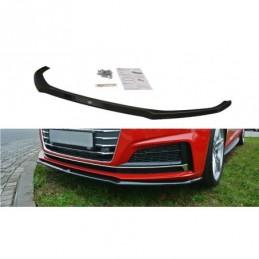FRONT SPLITTER V.2 Audi A5...
