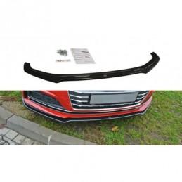 FRONT SPLITTER V.1 Audi A5...