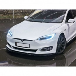 FRONT SPLITTER V.1 Tesla...