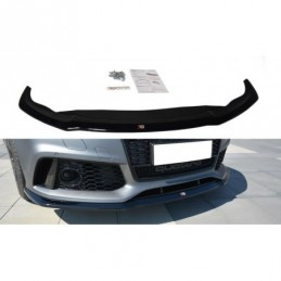 FRONT SPLITTER V.2 Audi RS7...