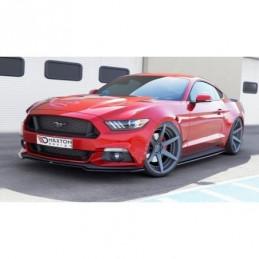 Front Splitter Ford Mustang...