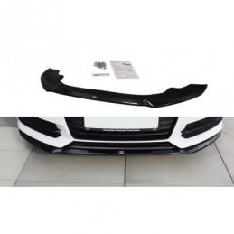 Front Splitter V.1 Audi S6...