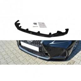 FRONT SPLITTER V.1 Lexus IS...