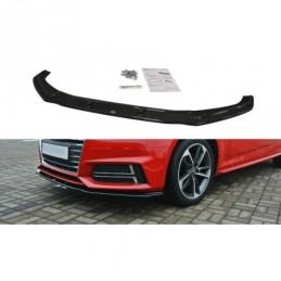 Front Splitter V.2 Audi S4...