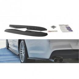 REAR SIDE SPLITTERS BMW 3 E90 MPACK Carbon Look
