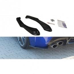 REAR SIDE SPLITTERS Lexus RC F Carbon Look