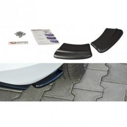 Rear Side Splitters V.1 Ford Fiesta Mk8 ST-Line Carbon Look