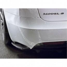 REAR SIDE SPLITTERS Tesla...