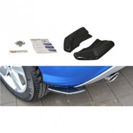 Rear Side Splitters Audi Q2 Mk.1 Textured