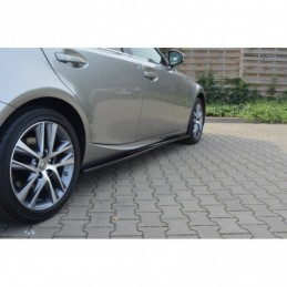 SIDE SKIRTS DIFFUSERS Lexus...