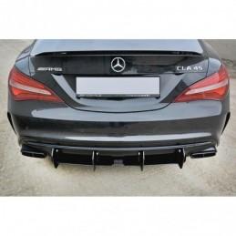 REAR DIFFUSER V.2 Mercedes...
