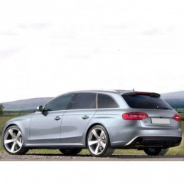 Rear Spoiler Audi A4 B8...