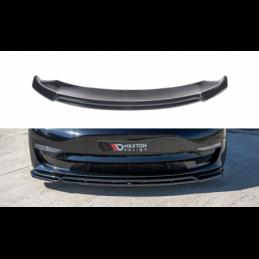 Front Splitter V.2 Tesla...