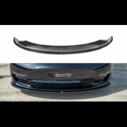 Front Splitter Tesla Model...