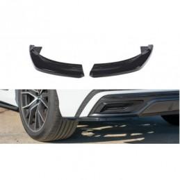 Rear Side Splitters Audi Q8...
