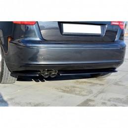 Rear Side Splitters Audi A3...