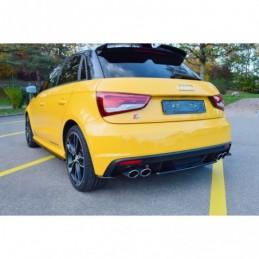 Rear Side Splitters Audi S1...
