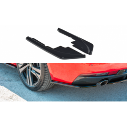 Rear Side Splitters Peugeot...